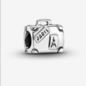 Authentic Pandora Adventure Suitcase Charm